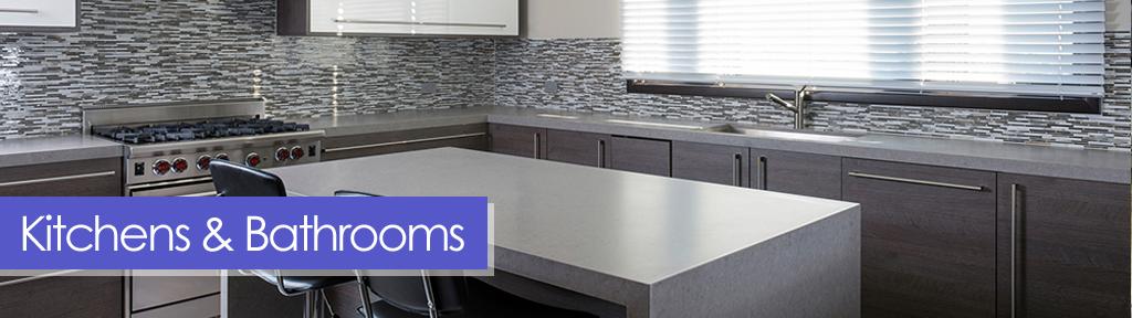 Kitchen and Bathroom design and installationFalkirk